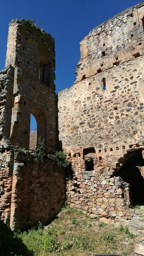 Interior Castillo